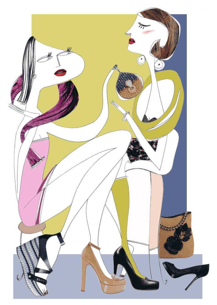 Illustration for Gioia Magazine