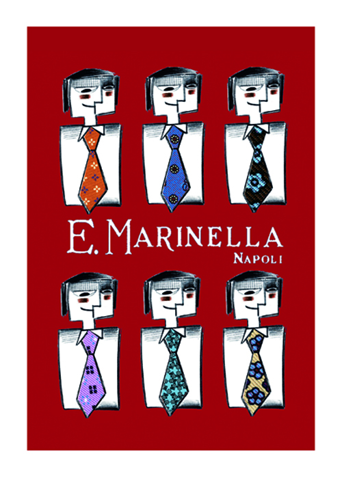 Playing Cards for Marinella Naples